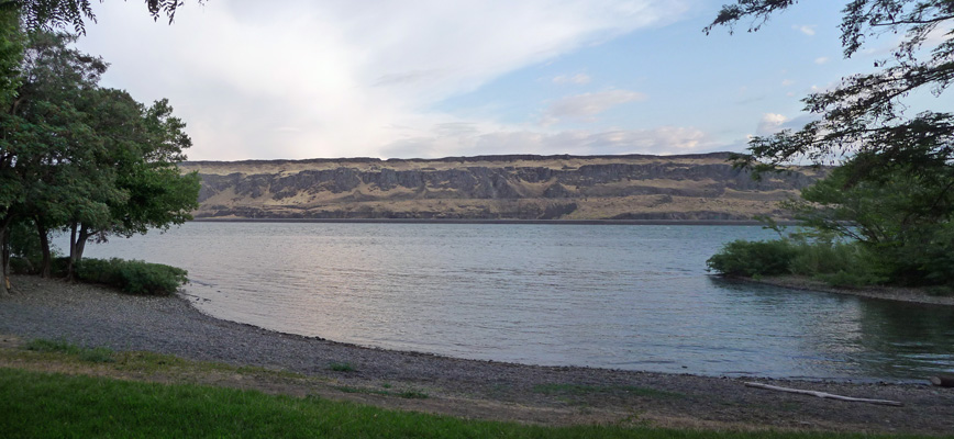 Columbia River at Maryhill, WA