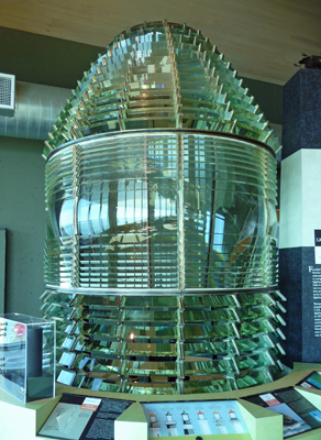 First Order Fresnel Lens Lewis and Clark IC
