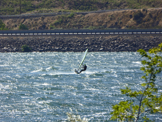 Windsurfer Maryhill WA