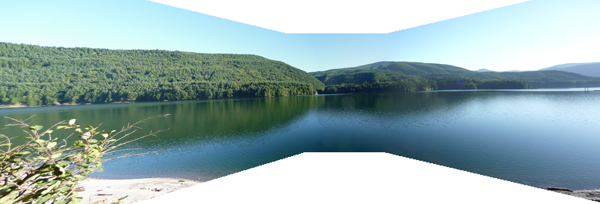 Swift Reservoir Panorama