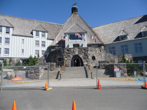 Timberline Lodge Front Door