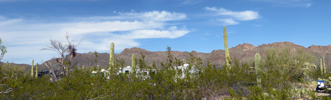 Gilbert Ray Campground Tucson