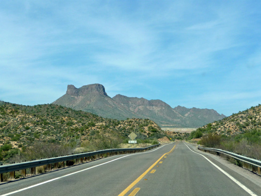 Arizona highway view
