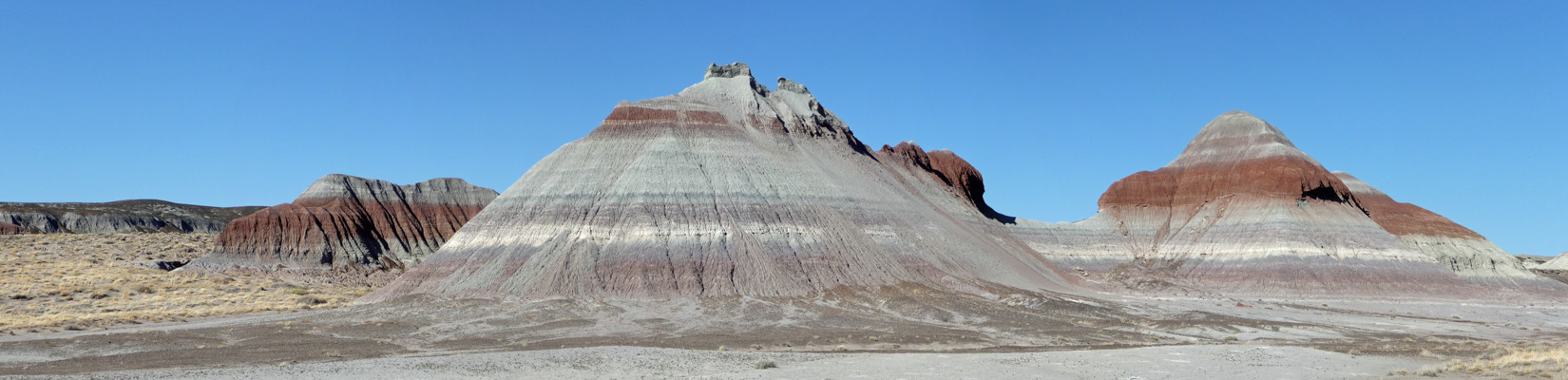 The Teepees Petrified Forest NP