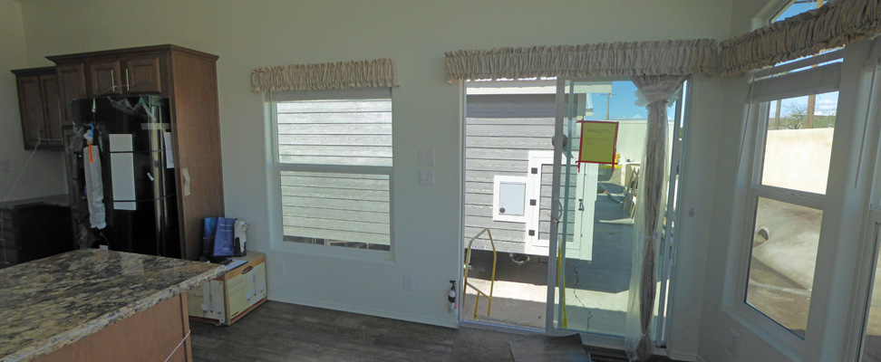 Sliding Glass Door wall