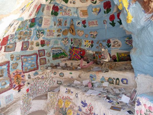 The Museum at Salvation Mountain Slab City