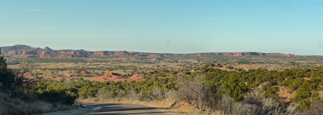 Caprock Canyons SP