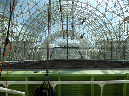 LEO project Biosphere 2