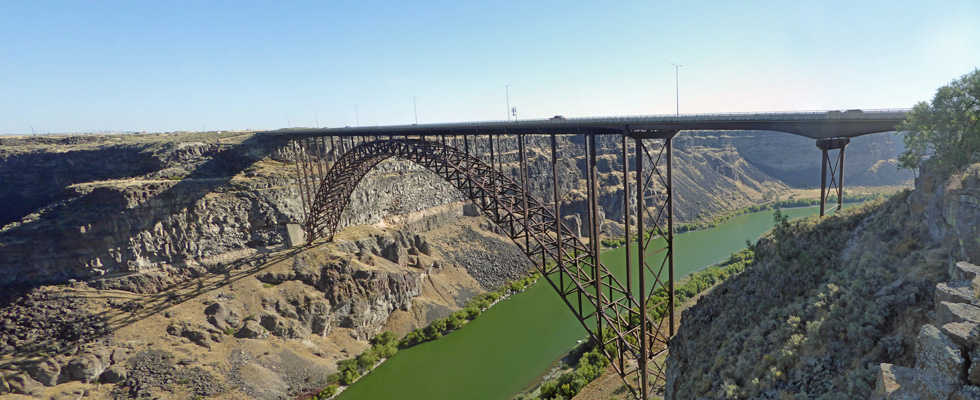 Perrine Bridge Twin Falls ID
