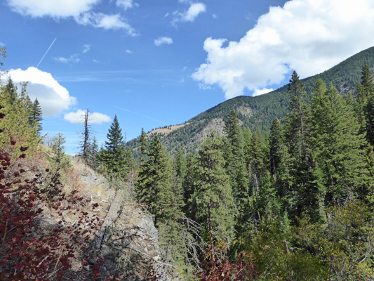 View from Chief Joseph Trail