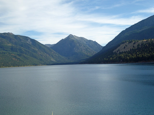 Wallowas and Wallowa Lake