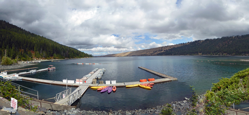 Wallowa Lake Marina